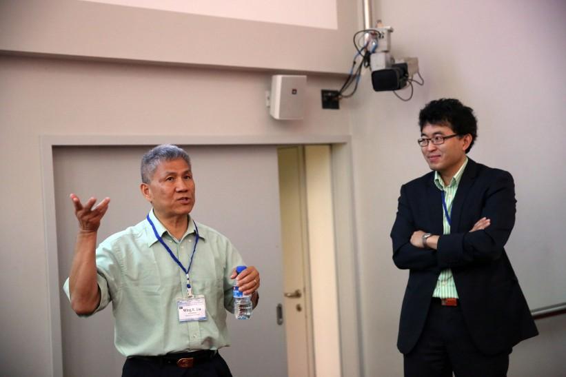 Euromech 584 Colloquium Prof. Wing K. Liu